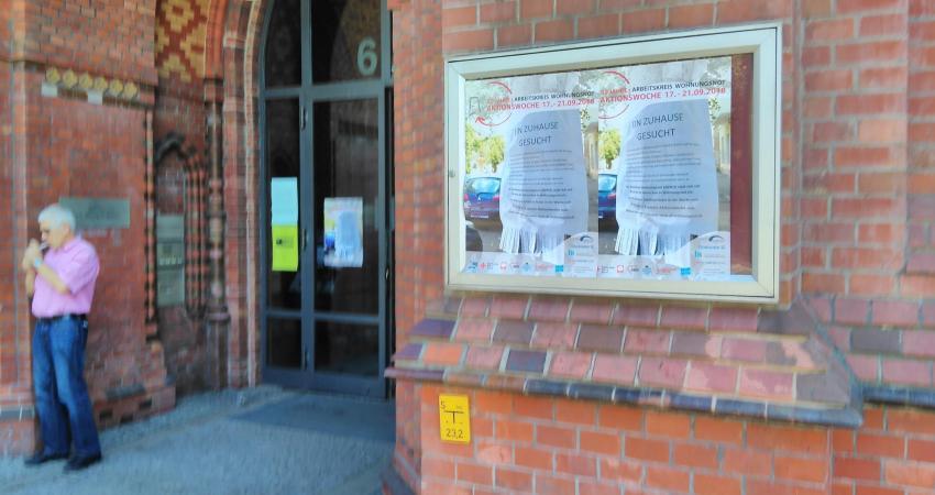 Fachtag des Arbeitskreises Wohnungsnot und der Landesarmutskonferenz Berlin in der Heilikkreuzkirche