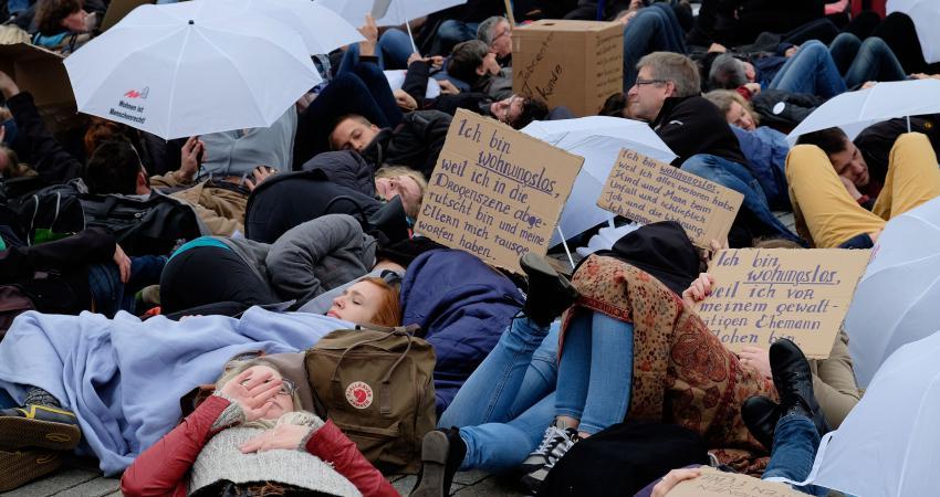 Aktionen des AKWO am 11.11.2015