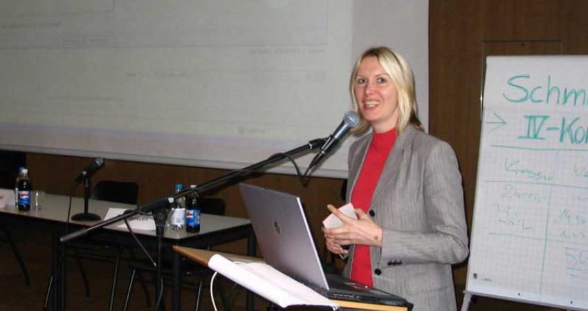 Susanne Gerull, ASFH Berlin