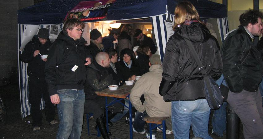Straßensozialarbeit